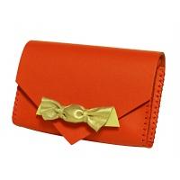 Handmade Red Leather Candybag Carmenittta